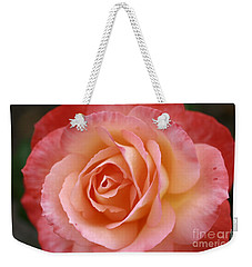 Weekender Tote Bag featuring the photograph Florange by Stephen Mitchell
