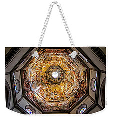 Florence Cathedral Weekender Tote Bag by Jean Haynes