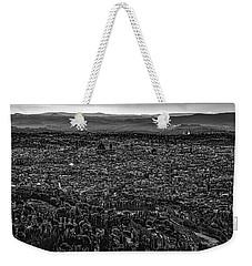 Florence From Fiesole Weekender Tote Bag