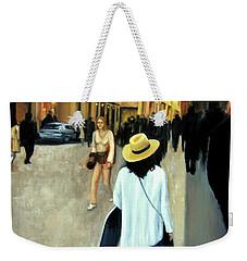 Florence Trip Weekender Tote Bag