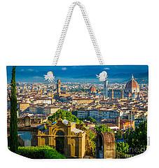 Florentine Vista Weekender Tote Bag