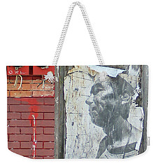Flores Street Weekender Tote Bag by Joe Jake Pratt