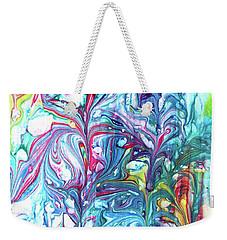 Florescence Weekender Tote Bag
