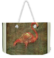 Weekender Tote Bag featuring the photograph Florida Art by Hanny Heim