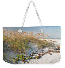 Florida Beach And Sea Oats Weekender Tote Bag