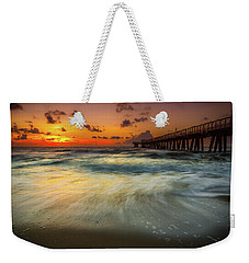 Florida Breeze Weekender Tote Bag by Edgars Erglis