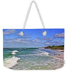 Florida Gulf Coast Beaches Weekender Tote Bag