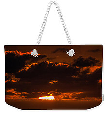 Florida Keys Sunrise Weekender Tote Bag