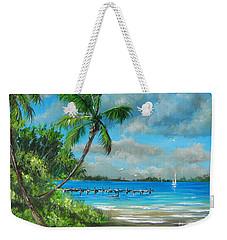 Florida Landscape Weekender Tote Bag