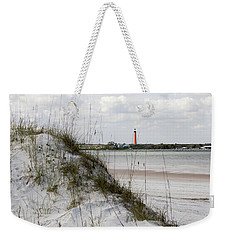 Florida Lighthouse Weekender Tote Bag