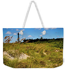 Weekender Tote Bag featuring the photograph Florida Lighthouse  by Kelly Wade