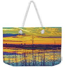 Florida Nature Paradise 2  Weekender Tote Bag