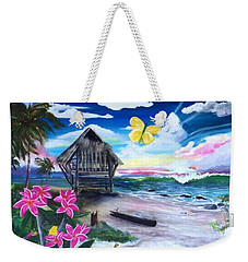 Florida Room Weekender Tote Bag