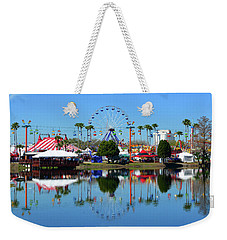 Weekender Tote Bag featuring the photograph Florida State Fair 2017 by David Lee Thompson