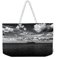 Weekender Tote Bag featuring the photograph Floridian Waters by Jon Glaser