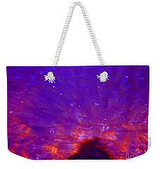Flourescent Waters Weekender Tote Bag