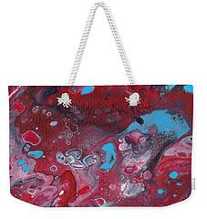 Flow Acrylic 4817 Weekender Tote Bag