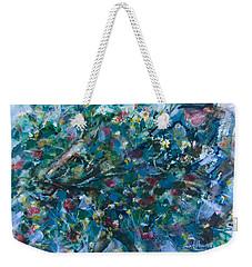 Flow Away Weekender Tote Bag