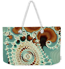 Flow Of Consciousness Weekender Tote Bag