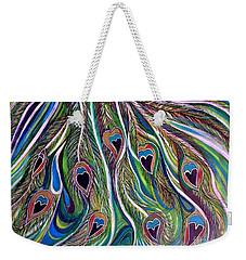 Flow Of Grace Weekender Tote Bag