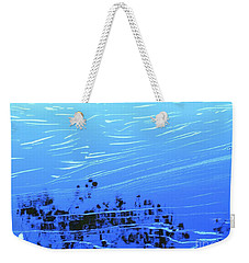Flow Of Life Weekender Tote Bag