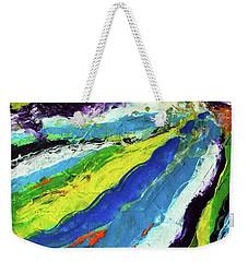 Flowage Weekender Tote Bag by Everette McMahan jr