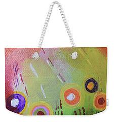 Flower 1 Abstract Weekender Tote Bag