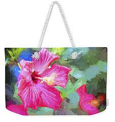 Flower 1 Weekender Tote Bag by Glenn Gemmell