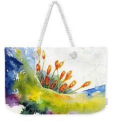 Flower 1 Weekender Tote Bag