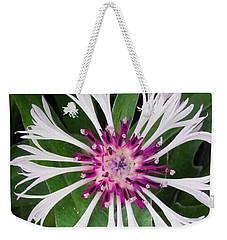 Flower 100 Weekender Tote Bag