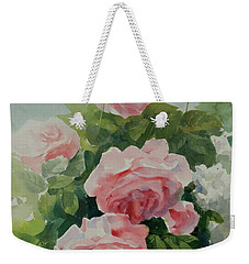Flower 11 Weekender Tote Bag by Helal Uddin
