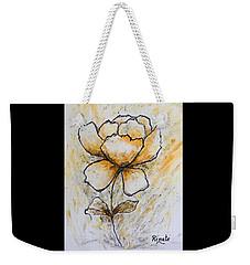 Flower-art Weekender Tote Bag