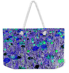 Flower Background Weekender Tote Bag