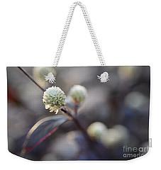 Flower Bokeh Weekender Tote Bag