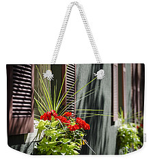 Flower Box Weekender Tote Bag