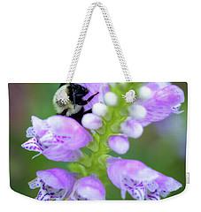 Flower Climbing Weekender Tote Bag
