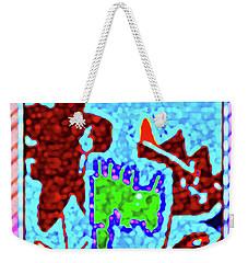 Flower Design #3 Weekender Tote Bag