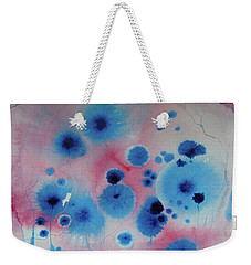 Flower Energies  Weekender Tote Bag