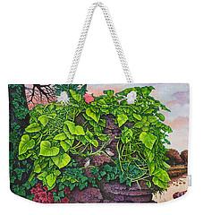 Flower Garden Viii Weekender Tote Bag