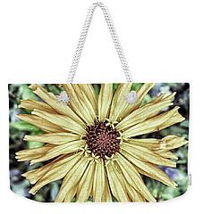 Flower In Virginia Woolf's Garden Weekender Tote Bag
