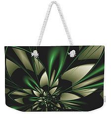 Flower Of Art Weekender Tote Bag