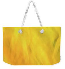 Flower Of Fire 2 Weekender Tote Bag