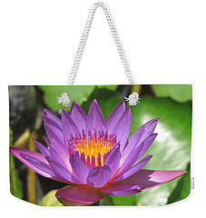 Flower Of The Lilly Weekender Tote Bag