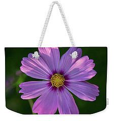 Weekender Tote Bag featuring the photograph Flower Of Love by Dale Kincaid