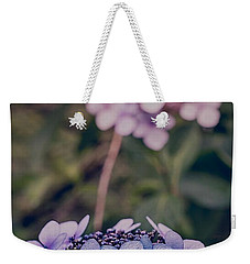 Flower Of The Month Weekender Tote Bag