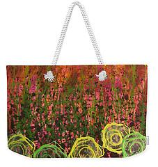 Flower Pops Weekender Tote Bag