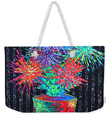 Flower-works Plant Weekender Tote Bag