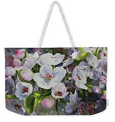 Flower_13 Weekender Tote Bag