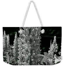 Flowering Green Aura Weekender Tote Bag