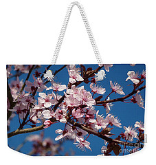 Flowering Of The Plum Tree 5 Weekender Tote Bag